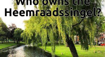 Who Owns the Heemraadssingel banner2 - Tom van Geest